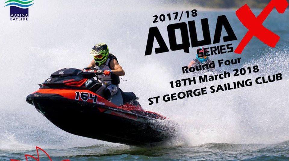 Aqua X Series Rd 4 – 18 Mar 2018