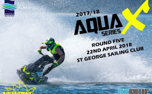 AquaX Series Rd 5 – 22 Apr 2018