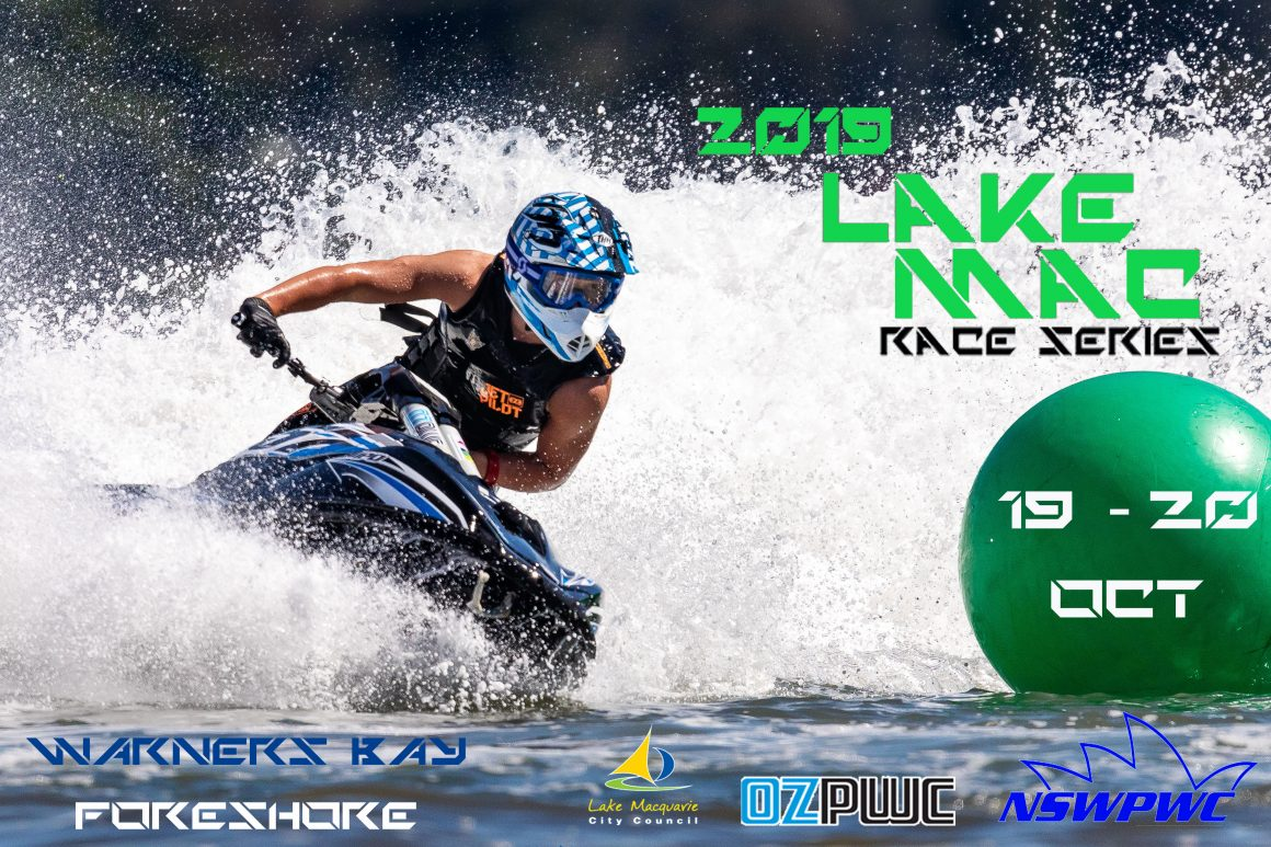 2019 Lake Mac PWC Race Series