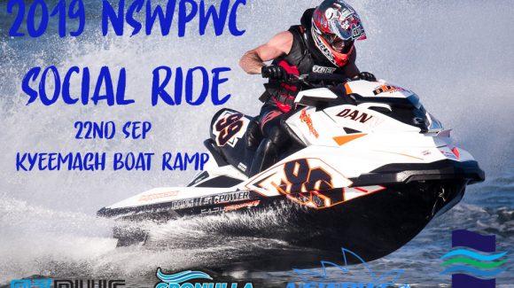 2019 NSWPWC Social Ride